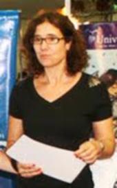 Dra. Julia Lavatelli. Investigadora UNICEN. Facultad de Arte