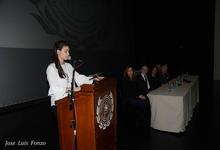 Colación de Grados de facultades de Arte, Económicas, Exactas y Humanas