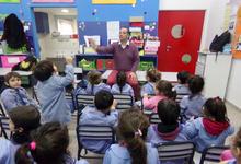 Extensión y Tránsito entre Todos dan charlas de educación vial