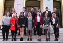 Graduados de Ciencias Sociales recibieron sus títulos universitarios