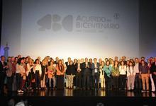 Avances del Acuerdo Bicentenario junto a las organizaciones civiles