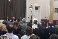 Emotivo acto por la declaración del Rectorado como patrimonio histórico