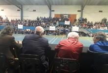 Mil deportistas de 11 instituciones en los JUR Centro sede Unicen
