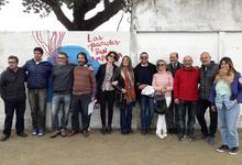 Intensa participación de la ENES en la Semana de la Memoria