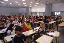550 estudiantes iniciaron curso de ingreso en Ciencias de la Salud