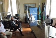 Municipio y Universidad evalúan y ejecutan Acuerdo del Bicentenario