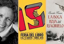 Cambio de día Graciela Ramos en la Feria del Libro