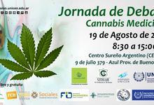 Jornada de Cannabis Medicinal en el Centro Sureño Argentino