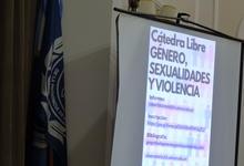 Nueva edición de la Cátedra Libre de Género, Sexualidades y Violencia