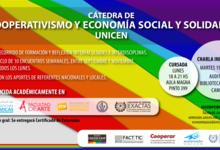 Cuarta edición de la Cátedra deCooperativismo y Economía Social
