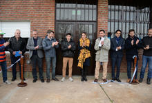 Se inauguró Club de Emprendedores integrado por FIO y Municipio