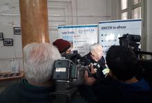 Rector destacó el aporte de la prensa a la divulgación universitaria