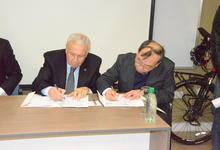 Universidad de Quemoy y Unicen firmaron acuerdo de cooperación