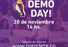 Hoy viernes desde las 14 podes seguir en vivo Demo Day de Prendete