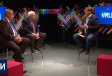 Reviví la entrevista al Rector y al Intendente en ABRA TV