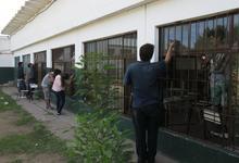 Estudiantes de Exactas realizan trabajos voluntarios