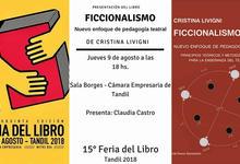Presentación de libro y seminario sobre pedagogía teatral