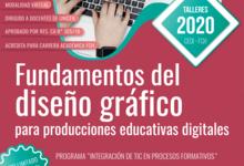Curso de diseño gráfico para producciones digitales educativas