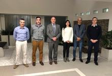 Logística: encuentro entre Municipio, FIO y Puerto de Bahía Blanca