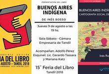 Editorial de Unicen en la Feria del Libro que inicia este miércoles