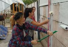 Estudiantes de Exactas realizan Trabajo Voluntario en ciudad