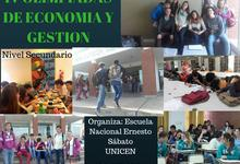 Olimpíadas de Economía y Gestión de la Escuela Sabato