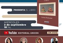 """Editorial UNICEN presenta """"Cocina, Cuisine y Arte"""" de Carina Perticone"""