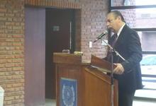 Emotivo homenaje a Manuel Cagliolo, Profesor Emérito en Económicas