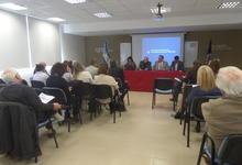 CPRES bonaerense concretó reunión y capacitación en UNICEN