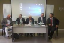 Conferencia y mesa de trabajo entre RUSIA, UNICEN Y APLA.