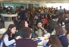 Se llevó a cabo una jornada de promoción de miel en el Campus