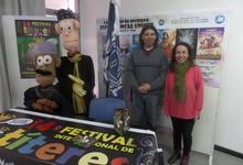 En vacaciones, cine, teatro, títeres, Estación Juego y Las Ñativacas