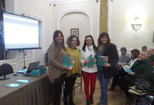 Presentaron un nuevo libro sobre articulación con Escuela Media