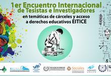 Primera Jornada Internacional en cárceles y derechos educativos