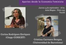 """""""Trabajo, Género y Desigualdad. Aportes de la Economía Feminista"""""""