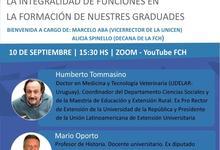 Ciclo de Conversatorios denominado Universidad Pública y Educación