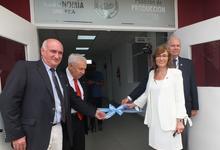 Inauguraron nuevo edificio en Facultad de Agronomía