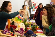 Especial Feria de la Economía Social por el Día de la Madre