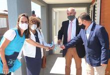 Vicerrector encabezó inauguración de Jardín Maternal en campus Azul