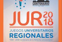 Deportes: UNICEN sede de la etapa regional de los JUR 2018