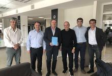 Fundador y CEO de Grupo ASSA visitó Económicas de UNICEN