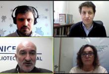 Encuentro entre nuevas autoridades de la UNICEN y la AGENCIA