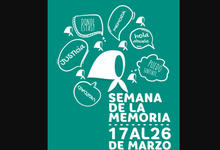 Semana de la Memoria, actividades en todas las Sedes