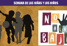 """En su Día defendamos los derechos de lxs niñxs, digamos """"No a la Baja"""""""