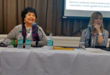 Barrancos disertó en la Cátedra Libre de Género, Sexualidades y Violencia