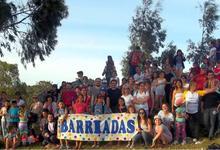 Barriadas cerró el ciclo 2016 en Cerro Los Pioneros