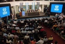 Elogios y respaldos a Unicen en inauguración de Biblioteca Central
