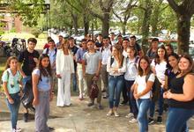 Bienvenida a los ingresantes de la Facultad de Agronomía
