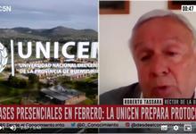 El rector Tassara entrevistado por Desde el Conocimiento en C5N