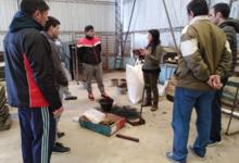 Extensión en cárcel de Trenque Lauquen, con Agroyoga